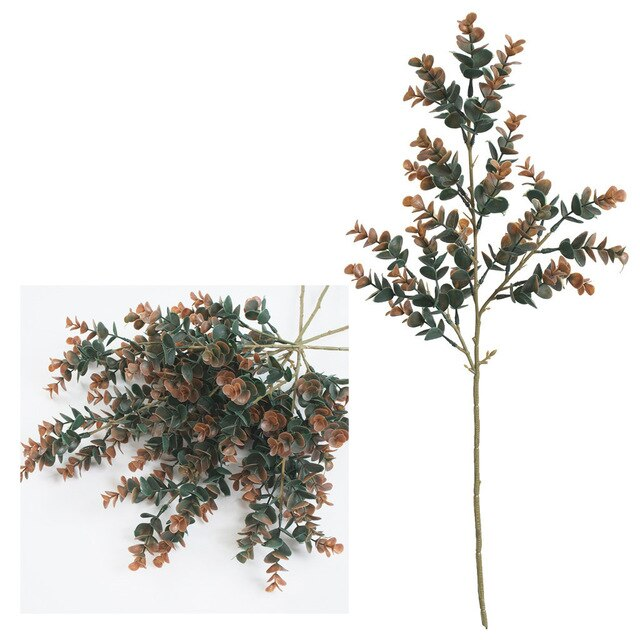 Artificial Eucalyptus Leaf - 1 piece