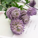 Artificial Windflower Chrysanthemum Flower - 1 piece