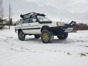 Lifted 1990 Loyale Build