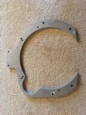 EA-EJ Adapter Plate - Anderson Design & Fabrication