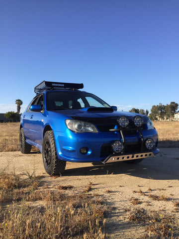 BUILD TO SPEC Impreza - Anderson Design & Fabrication