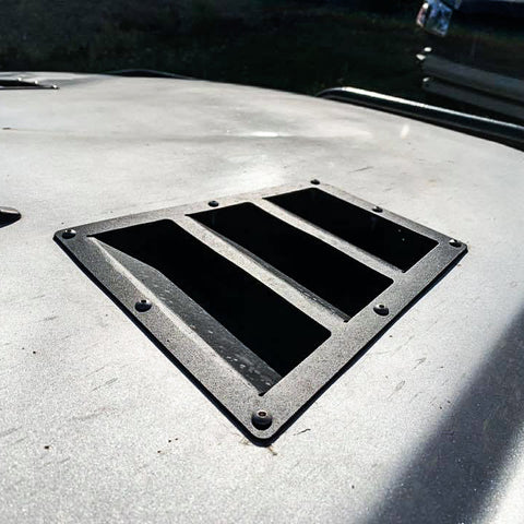 "8""-10"" Universal Hood Louver (Pair) - Anderson Design & Fabrication"