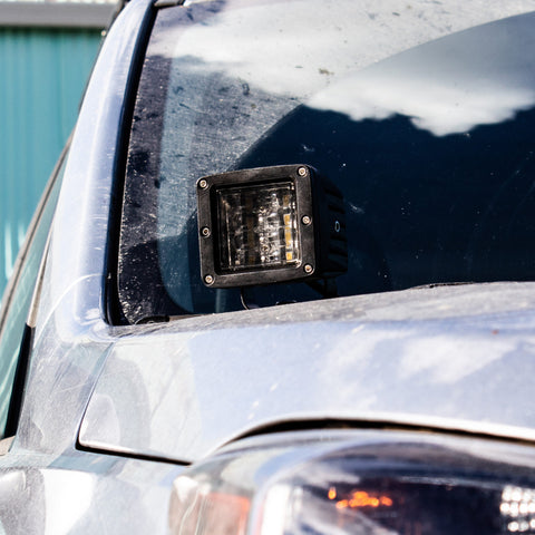 2014-2018 Forester Ditch Light mounting brackets - Anderson Design & Fabrication