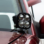 1998-2002 Forester Ditch Light mounting brackets - Anderson Design & Fabrication