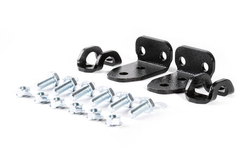 2003-2008 Forester Lateral Link Brace Kit Factory/Lifted Applications - Anderson Design & Fabrication