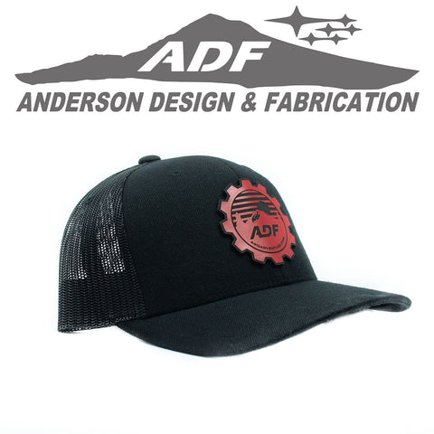 Anderson design fabrication Trucker hats