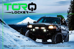 TORQ LOCKER SUBARU R160 ONE BOLT - Anderson Design & Fabrication