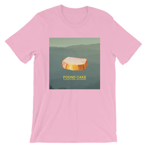 Pound Cake Short-Sleeve Unisex T-Shirt