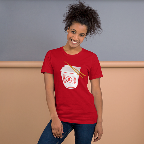 Special Fried Rice - Short-Sleeve Unisex T-Shirt