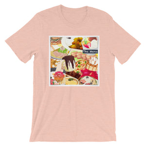 Short-Sleeve Unisex T-Shirt - The Menu