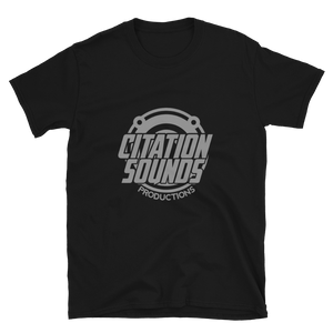 Short-Sleeve Unisex T-Shirt (White Logo)