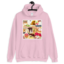 Load image into Gallery viewer, Unisex Hoodie - The Menu