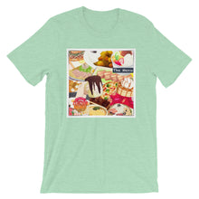 Load image into Gallery viewer, Short-Sleeve Unisex T-Shirt - The Menu