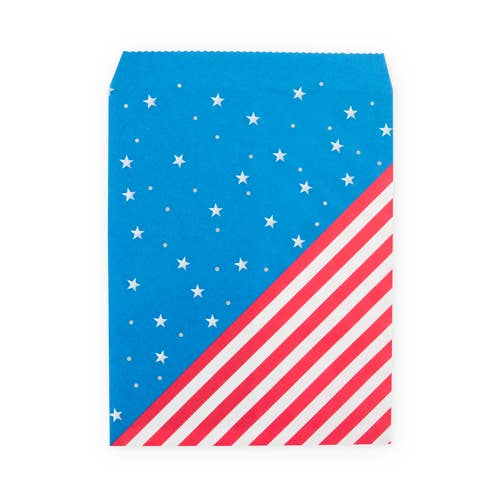 Stars and Stripes Treat Bag