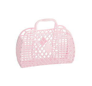 Retro Basket LARGE - Sun Jellies