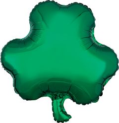 Shamrock Balloon 18""