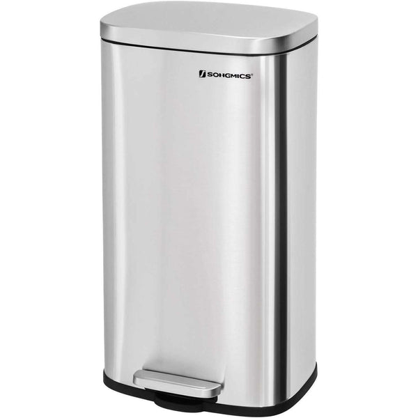 Nancy's Trash 30L - Pedal bin - Stainless Steel - Waste System