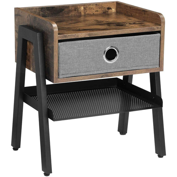 Nancy's Clarendon Hills Luxury Night Table - Side Table - Vintage Bedside