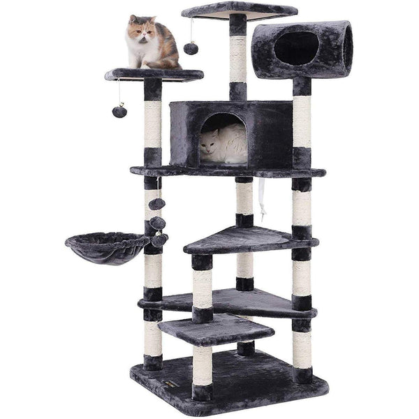 Nancy's Luxury Cat Tree For Cats - Cat Tree XXL - 100 x 90 x 165 cm