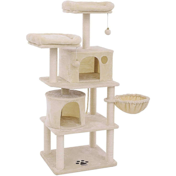 Nancy's Klimboom For Cats - Cat Tree - Cats Home With Hammock - Cat Tree XL - Cat House - Cat Tree - Scratching Posts for Cats