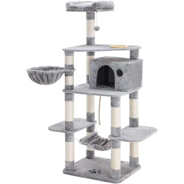 Nancy's Cat Tree XXL - Cats House - 174 cm - Cat Playhouse - Cat Tree - Scratching Posts