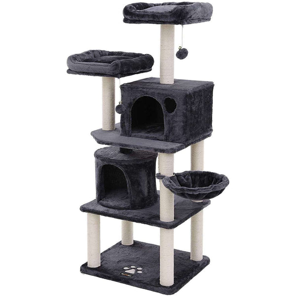Nancy's Cat Tree XL 152 CM - Luxury House Cats - Cat Tree - Cats - Cat