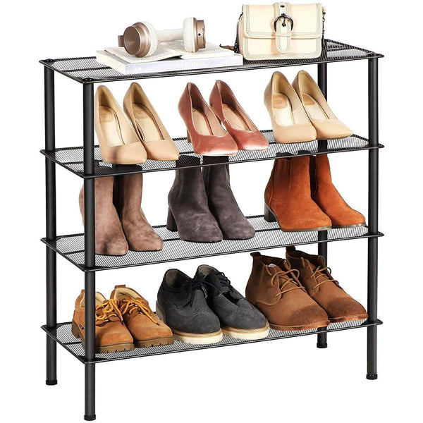 Nancy's Shoe With 4 Layers - Plank Shoes - Shoes rack