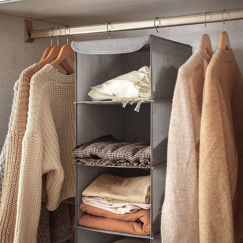 Nancy's Hanging wardrobe - Storage - 5 Layers - Clothing Closet Organizer