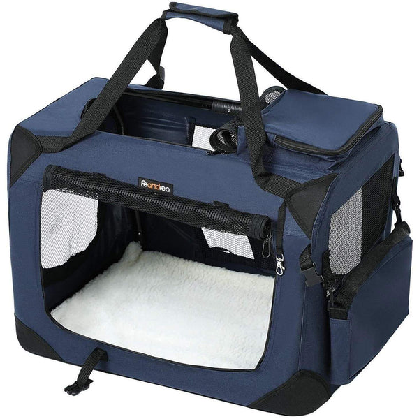 Nancy's carrying Animals - Carrying - Dog Bags - Travel Bag Dog - Hondenbox - Bag for Cats - 60 x 40 x 40 cm