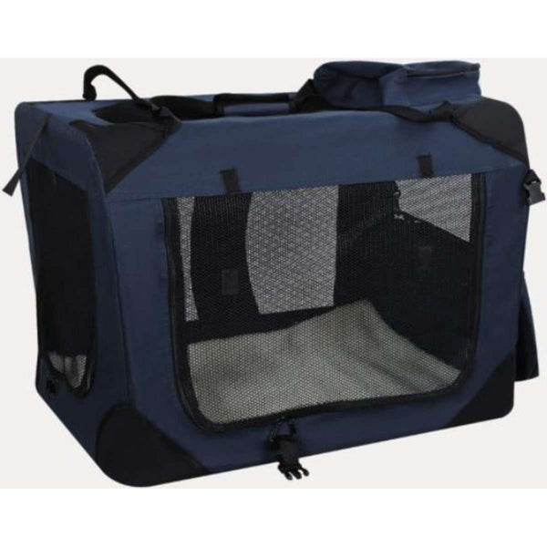 Nancy's Dog Bags - Bags - Travel Bag For Animals - Hondenbox - Blue