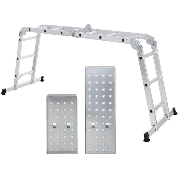 Nancy's Multipurpose ladder - Up to 150 Kg Ladder - Telescopic Ladder