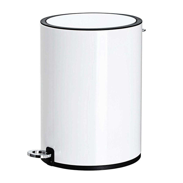 Nancy's Trash 6L - Bathroom Waste Of Steel - Pedal bin