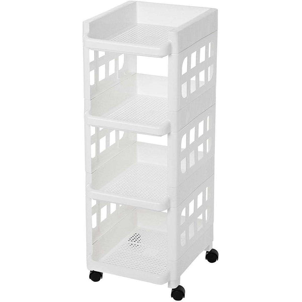 Nancy's Kitchen Trolley - Trolley on wheels - Badwagen - kitchen shelf - Kitchen Trolleys