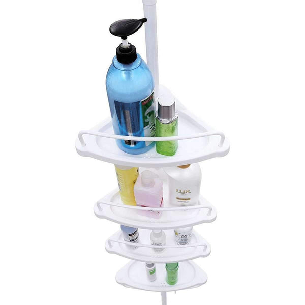Nancy's Telescopic Shower Rack - Doucherek - Shower Shelves