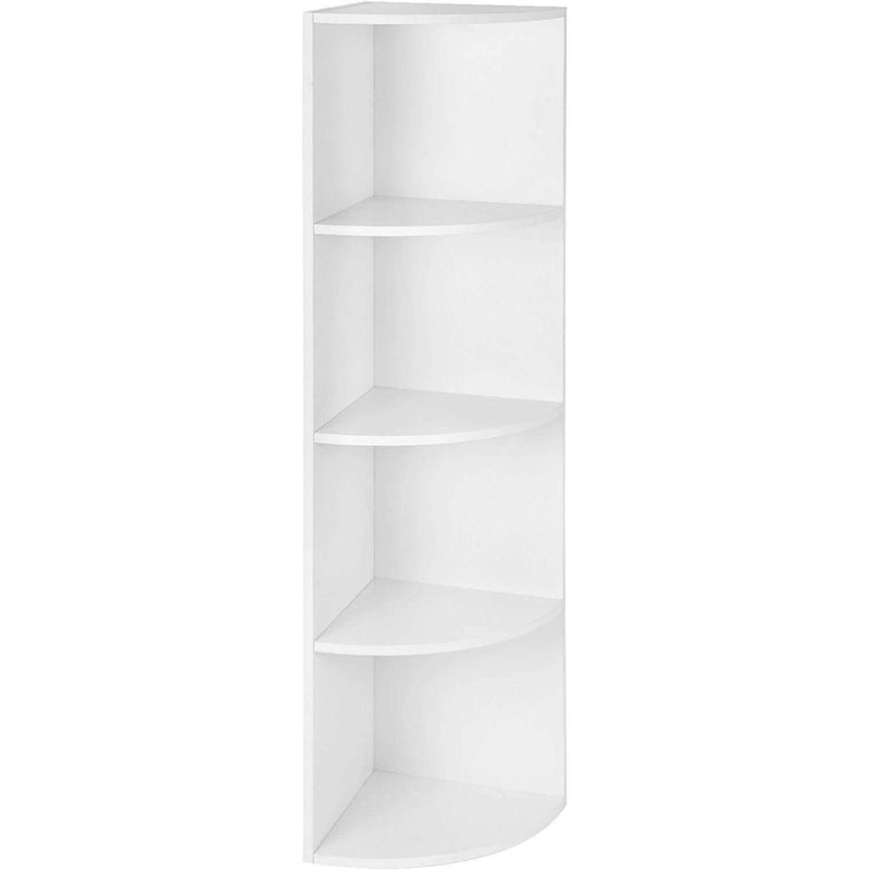 Nancy's Wardrobe - Corner Cabinet - Storage Cabinet - Bookcase