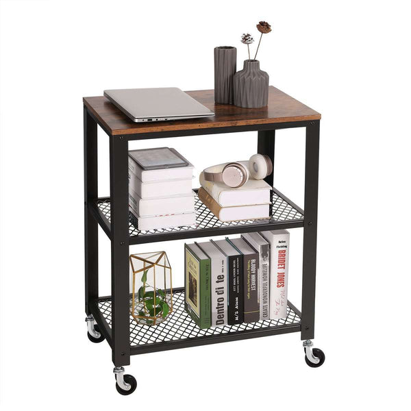 Nancy's Kitchen Trolley - Kitchen trolley - Side tables - Industrial - 60 x 76.5 x 40 cm