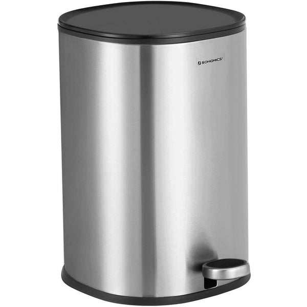 Nancy's Trash 5L - Steel Pedal Bin - Airtight - Trash