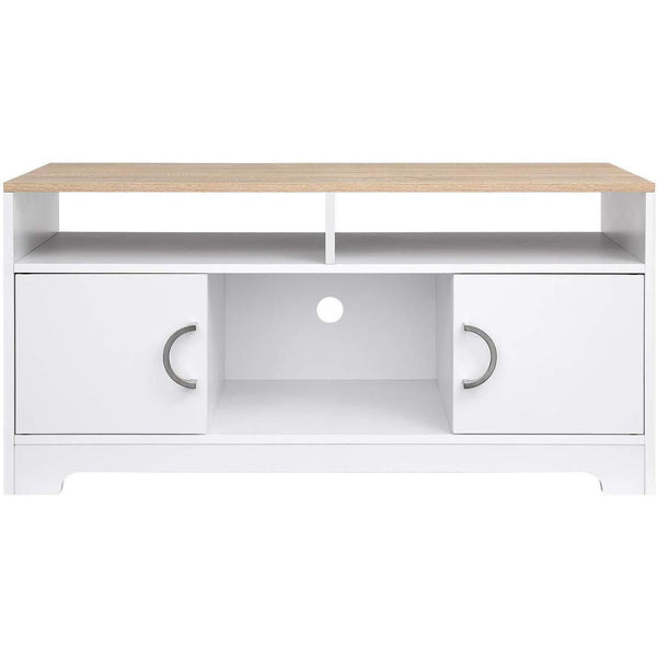 Nancy's Andersonville TV cabinet - TV cabinet - Cabinet for TV - TV furniture - white - 105 x 42 x 52 cm