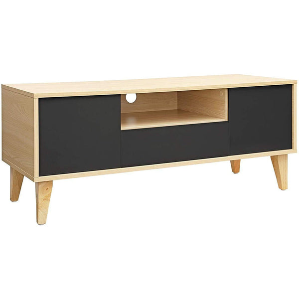 Nancy's TV Furniture With Drawer - TV stands With Paws Of Solid Wood - TV cabinet - TV table