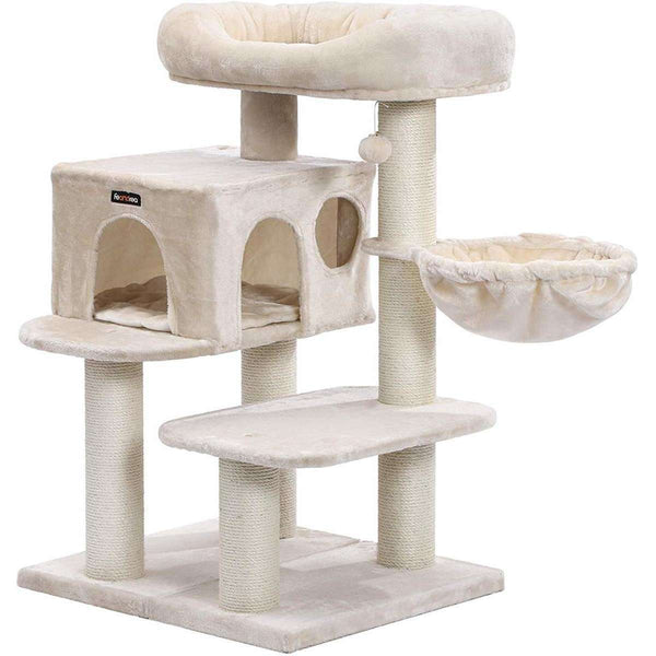 Nancy's Cat Tree XXL - Luxury House Cats - Cat Tree - Scratching Posts for Cats