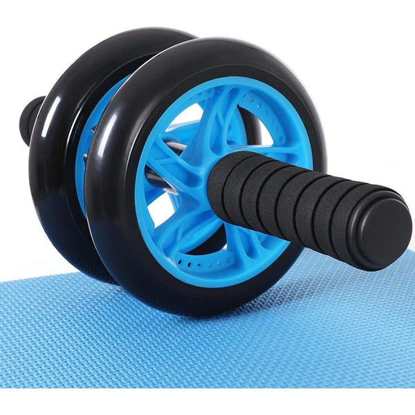 Nancy's Ab Roller Wheel - Buikspiertrainer - Ab Trainer - Voor Spieropbouw Voor Dames en Heren - Nancy HomeStore