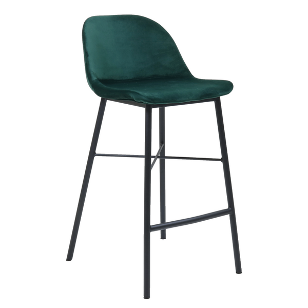 Nancy Stevenson's Stool Velvet