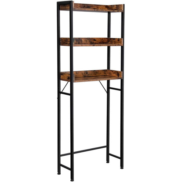 Nancy's Bathroom Closet - Closet WC - Storage Rack - Bathroom Furniture - Badkamerrek - Industrial - 63 x 25 x 165 cm