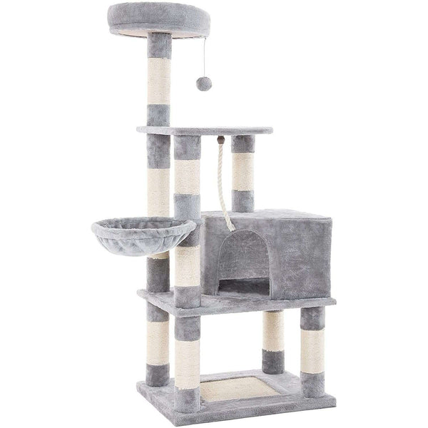 Nancy's Scratching Post - Playhouse for Cats - Klimboom 148cm - Scratching posts