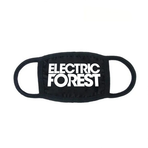 Electric Forest Face Mask