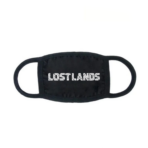 Lost Lands Face Mask