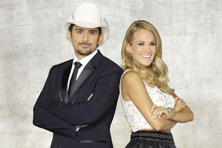 Carrie Underwood and Brad Paisley Greatest Host Moments