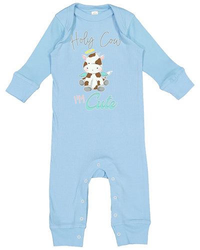 Country Baby Romper