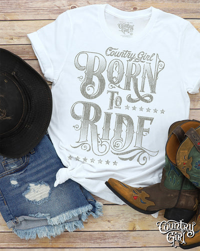 Country Girl Cotton Tee