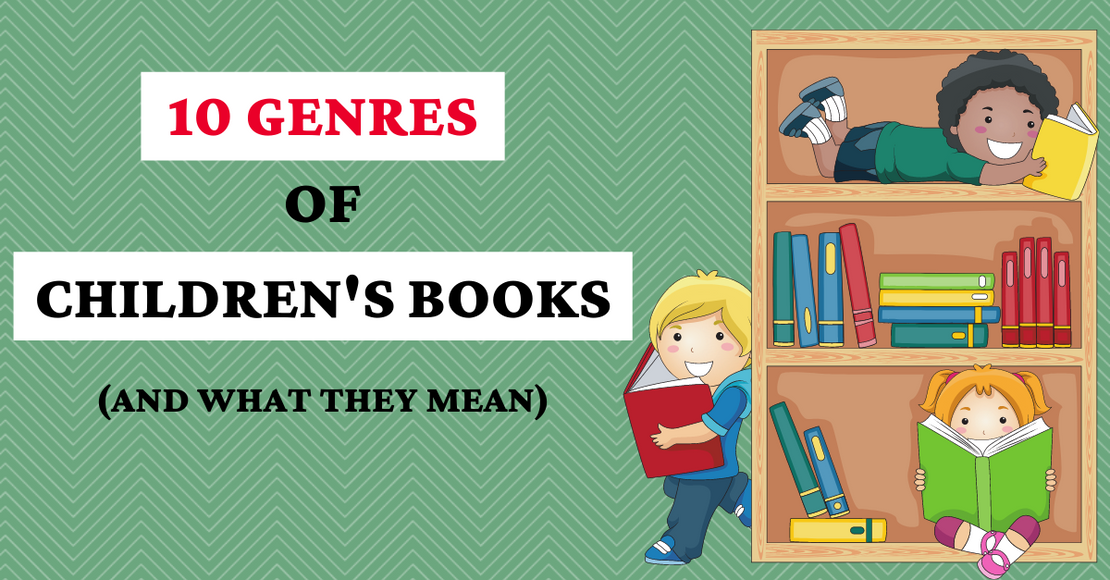 Do You Know Your Children's Book Genres?